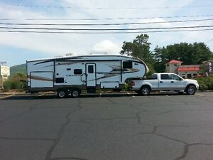 Fifth Wheel Crossroad Cruiser BH29