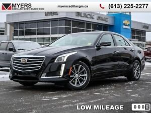 2018 Cadillac CTS Luxury Collection AWD  LUXURY, AWD, 3.6 V6. NA