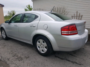 2009 DODGE AVENGER SE CERTIFIED AND ETESTED