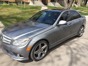 Mercedes-Benz C-Class Sedan C350 4Matic AMG Package