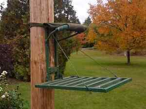 Tree stand (plate-forme) de chasse (2x)