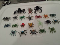 insects/bugs-plastic