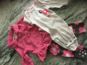 Brand new condition newborn outfit
