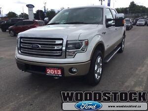 2013 Ford F-150   600A, 3.5L ECOBOOST ENGINE, MAX TRAILER TOW