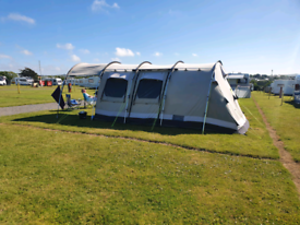 Outwell bear tent