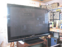 Plasma and LCD Flat-Screen TV's HDTV's For Sale