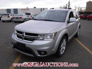 2013 DODGE JOURNEY R/T 4D UTILITY AWD 3.6L R/T