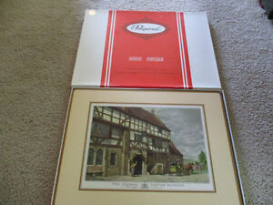 Pimpernel placemats set of 4 new condition Kitchener / Waterloo Kitchener Area image 1