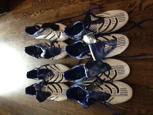 Soccer cleats,  $10.00 a pair