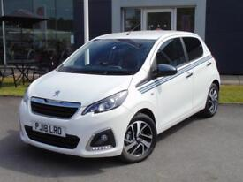 2018 PEUGEOT 108 1.2 PureTech Collection 5dr