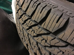 Goodyear Ultra Grip Winter Tires 16""