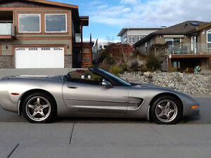 2000 Chevrolet Corvette LS1 Convertible