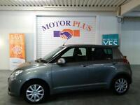 2007 SUZUKI SWIFT GL HATCHBACK PETROL