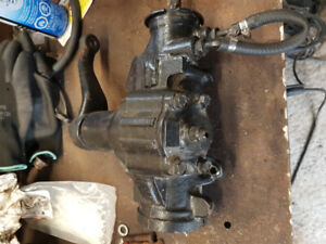 Chevy s10 power steering box