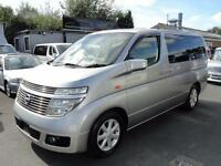 2004 Nissan Elgrand 3500 X LEATHER 27000 BIMTA FRESH