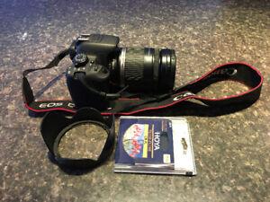 FULL PACKAGE KIT - Canon EOS Reflex Rebel T5i DSLR Camera
