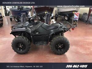 2018 Yamaha Kodiak 700 EPS SE