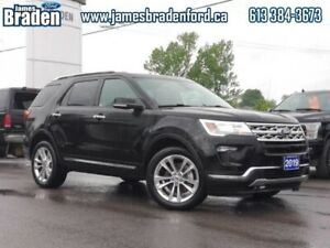 2019 Ford Explorer Limited  - Sunroof - Leather Seats - $405.14
