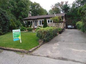 maison a vendre a blainville avec garage