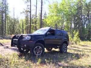 **MOTIVATED**2002 Nissan Xterra SE Supercharged