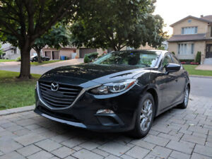 2016 Mazda 3 GS  Lease Takeover  Only $330