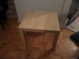 End/ Side Table, save $65