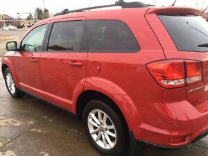 2014 Dodge Journey SXT SUV, Crossover, 7seat  2 remote start