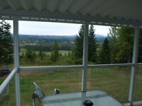 Private estate like property 4km from downtown Quesnel