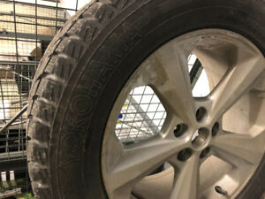 Yokohama pneus d'hiver / winter tires 245/60R18