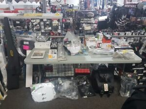 CLEARANCE PARTS AND ACCESSORIES