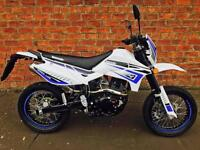 Lexmoto Adrenaline 125 learner legal own this bike for only £12.98 a week