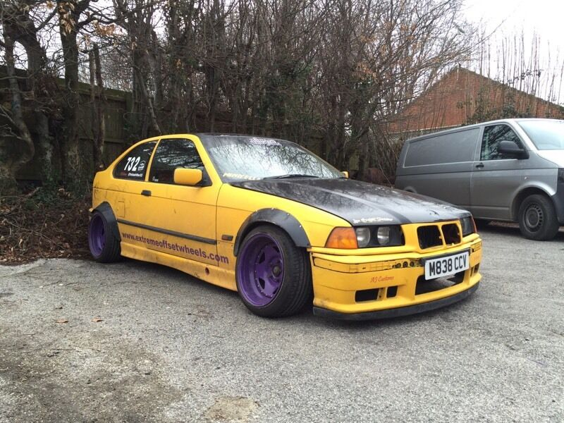 bmw e36 compact competition spec drift car in verwood dorset gumtree. Black Bedroom Furniture Sets. Home Design Ideas