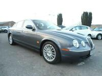 2006 Jaguar S Type 2.7d V6 SE 4dr Auto SALOON Diesel Automatic