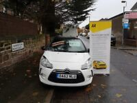 Citroen DS3 1.6E-HDI 90 AIRDREAM DSTYLE PLUS (white) 2012