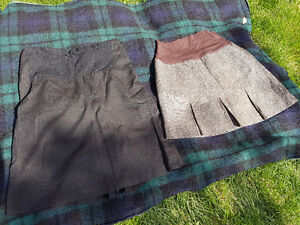 Two maternity skirts - great for work