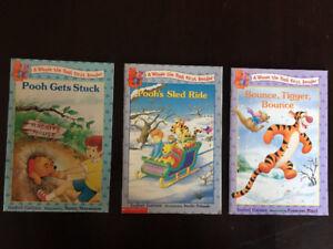 Livres pour enfants français et anglais