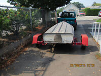 Truck Boat &Trailer For Sale