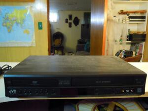 JVC DVD/VCR