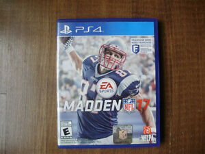 MADDEN17 SUR PS4