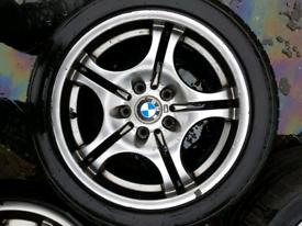 BMW Style 68 Staggered M Sport alloy wheels 17 inch e36 e46 z4 E90 F20 F30 Z3