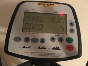 Like New Elliptical professional quality machine . Excellent con