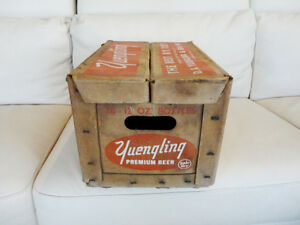 Vintage Rare 1959 Yuengling Premium Beer Pale Dry Wax Beer Case Kitchener / Waterloo Kitchener Area image 7