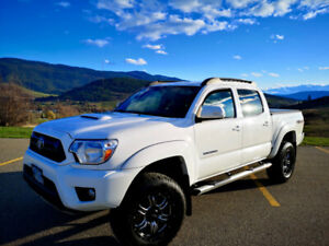 2015 Toyota Tacoma TRD Sport 6 Speed Manual Transmission