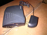 I have 4 Different ADSL Modems for sale. All used and work perfe