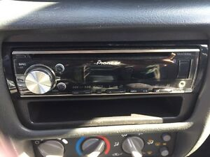 Pioneer Car Stereo with Bluetooth