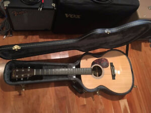 Martin 000X1RGT + Case  - Made in the USA