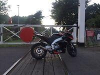 Aprilia rs4 50cc 2013