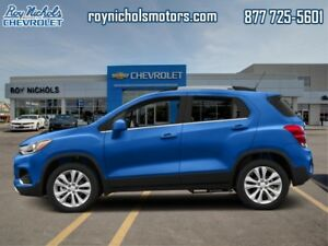 2018 Chevrolet Trax Premier  - Sunroof