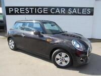2016 MINI Hatch 1.5 TD Cooper D (s/s) 3dr Diesel brown Manual