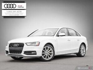 2016 Audi A4 Progressiv plus quattro